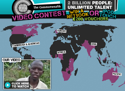 Commonwealth Video Contest
