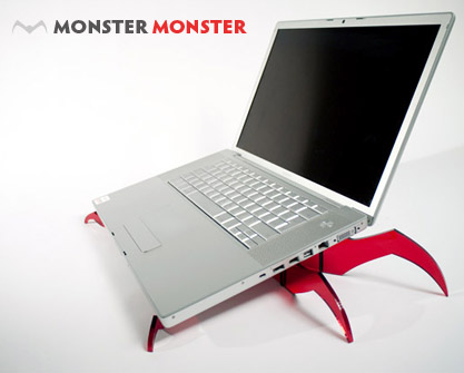 Monster Monster Laptop Stand