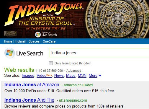 Indy Search