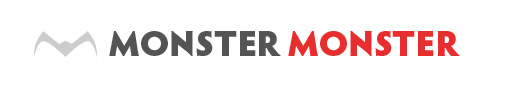 Monster Monster Logo